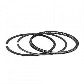 High performance piston ring set
